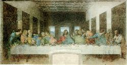 "Da Vinci's ""The Last Supper"""